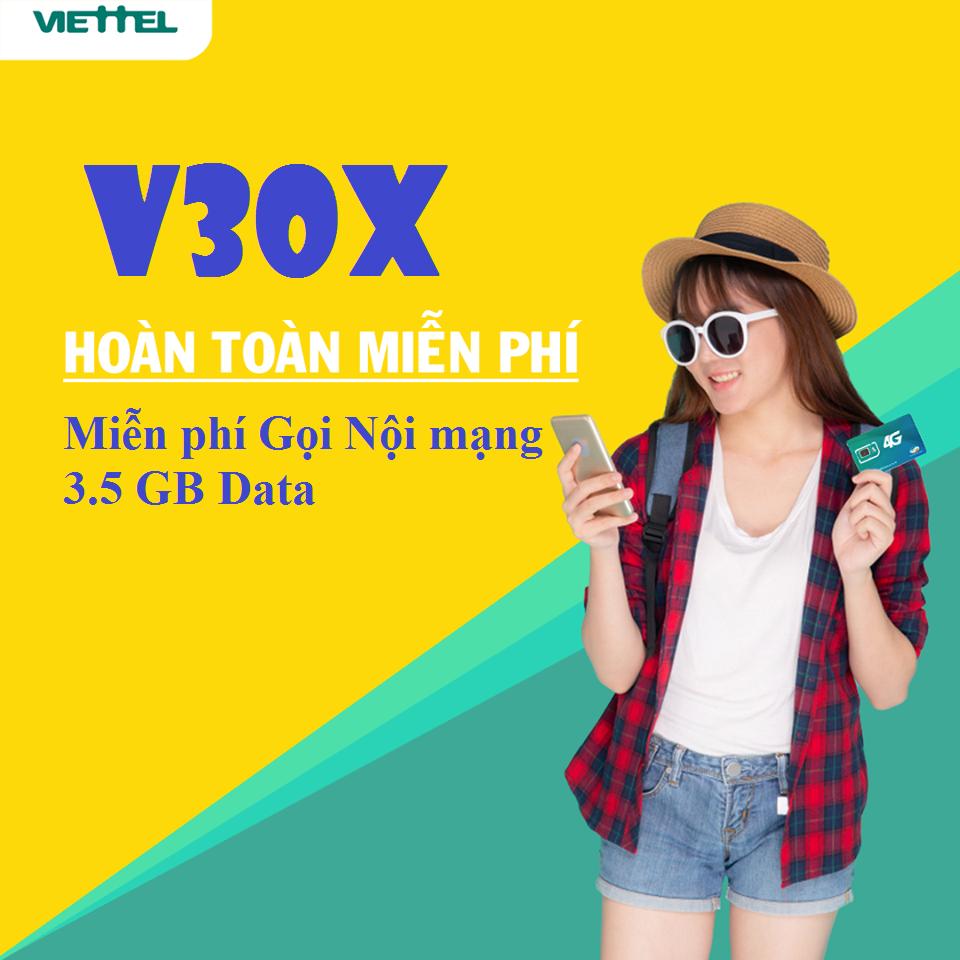 Gói V30X Viettel