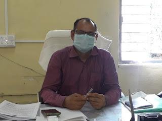 डिप्टी कलेक्टर डॉ. खराड़ी को झाबुआ जिला नोडल अधिकारी नियुक्त