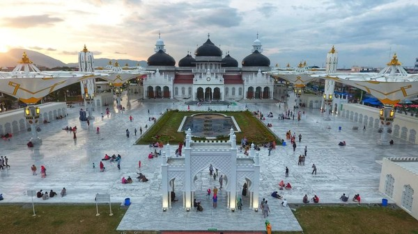 Masjid Baiturrahman Banda Aceh