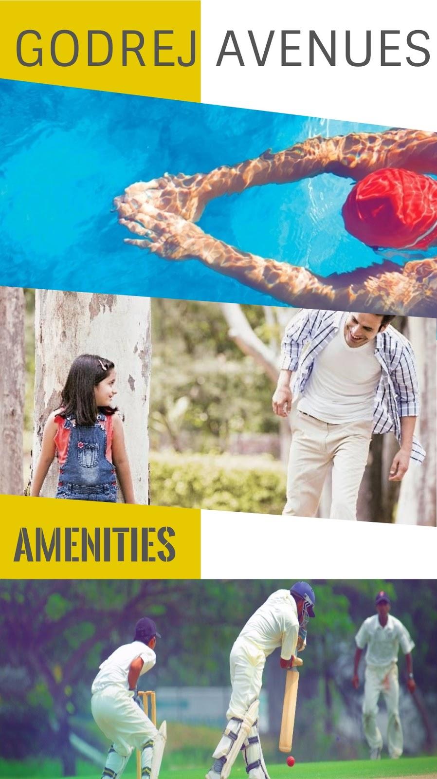 Godrej Properties Yelahanka - Magazine cover