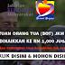 Bantuan Orang Tua (BOT) JKM Bakal Dinaikkan Sehingga RM 1,000? Rujuk sekarang !