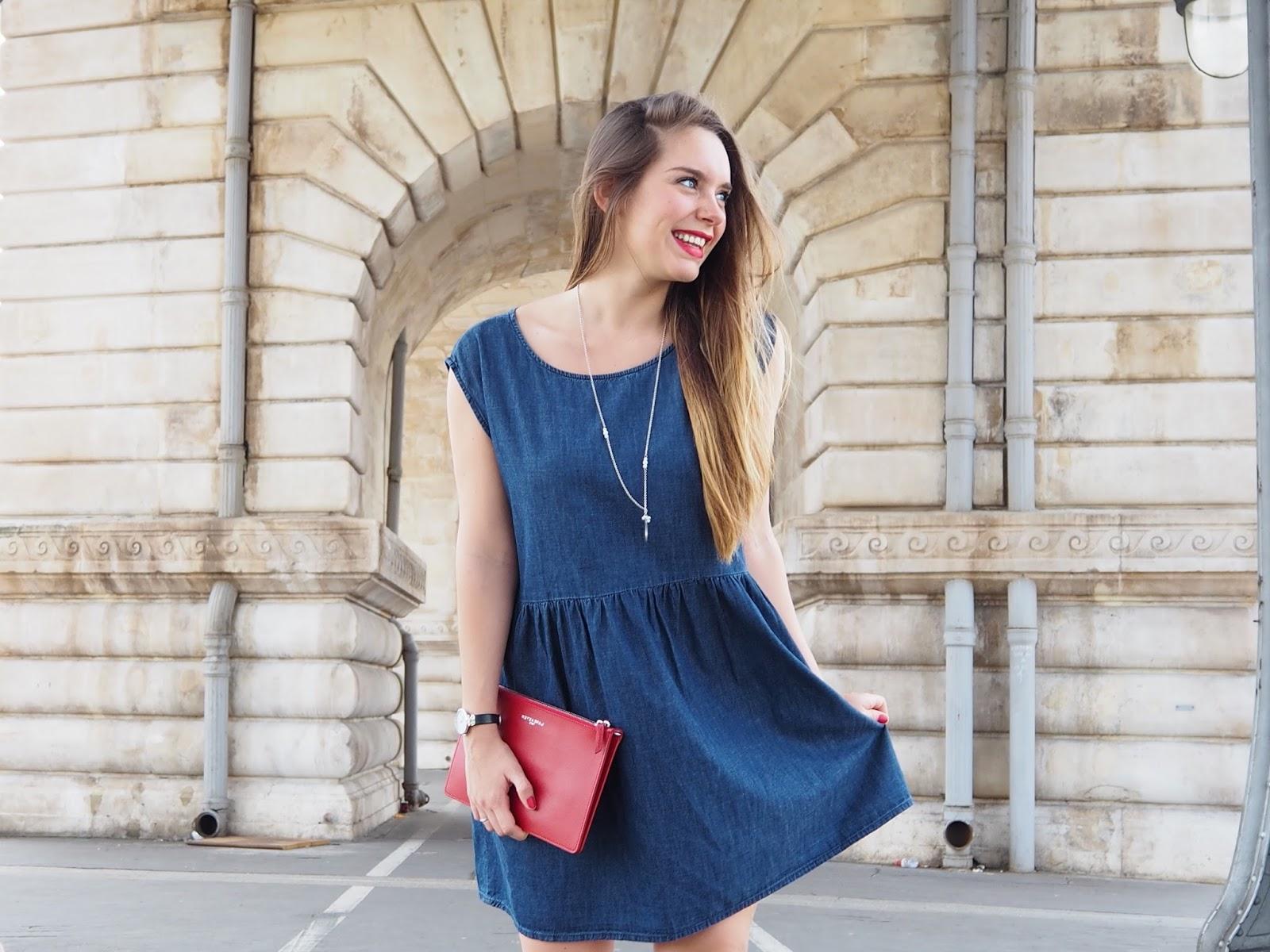 des petits hauts blogueuse mode