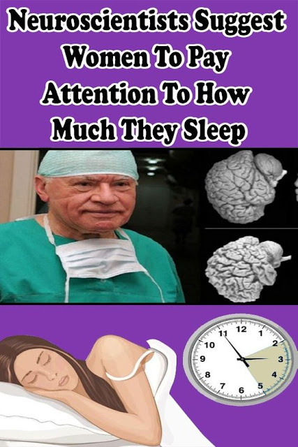 Neuroscientists Have Issued A Warning! Women, Pay Close Attention To How Much You Sleep!