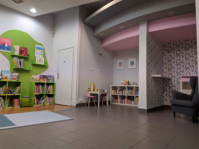Biblioteka dla dzieci Wrocław Gądów Mały