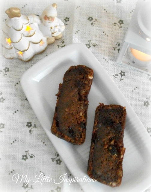 Pumpkin Bread best recipe - dall'alto - My Little Inspirations