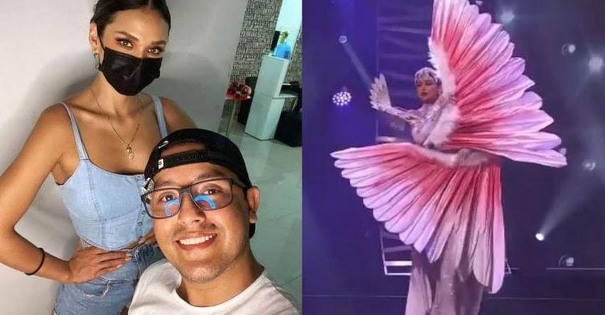 BETO PINEDO: Conoce al diseñador sordomudo de Moyobamba que creó el traje típico de Janick Maceta - Miss Universo 2021