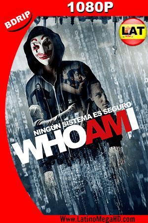 Who Am I – Ningún Sistema es Seguro (2014) Latino HD BDRIP 1080P ()