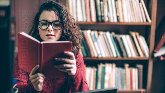 10 livros literatura estudante direito ler