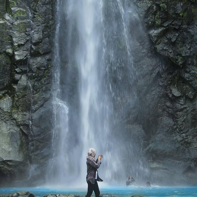 Taludaa Waterfall Tourism