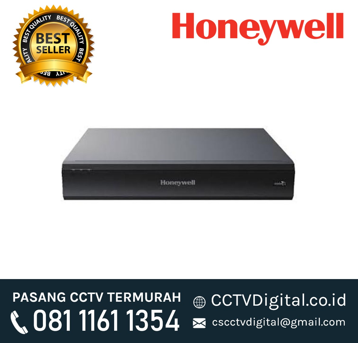 Jual Kamera CCTV Merk Honeywell Paket Lengkap