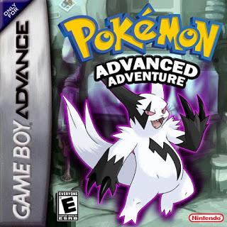 Pokemon Advanced Adventure (Hacked) GBA ROM