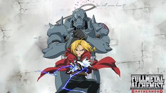 Musings: Fullmetal Alchemist: Brotherhood