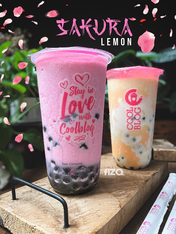 Smoothies Sakura Lemon