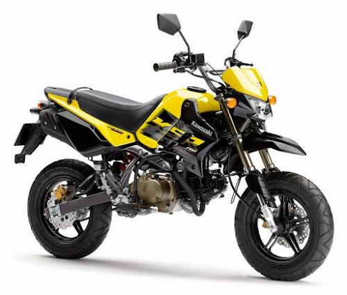 kawasaki z125 - price ~ 2500$ - phnom penh motors