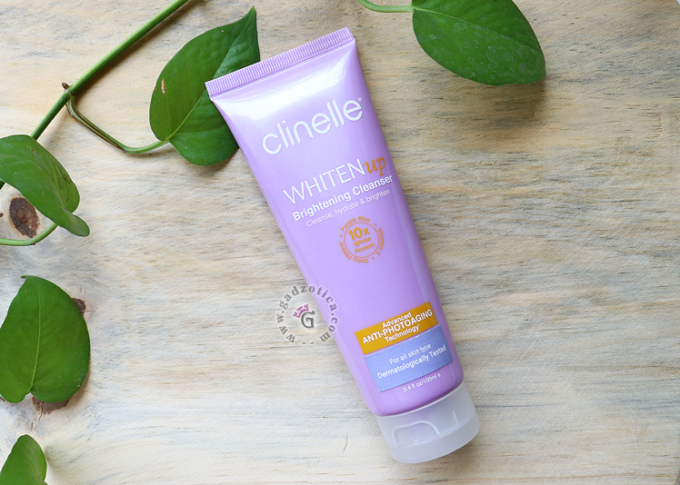Clinelle Whiten Up Cleanser
