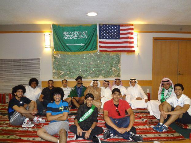 سعوديون يحملون الجنسية الأمريكية