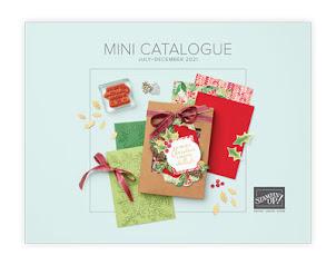 July - December mini catalogue 2021