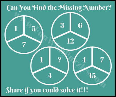 Maths Mind Puzzle