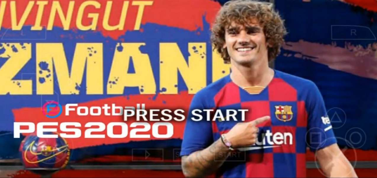PES 2020 CHELITO V7 ISO PPSSPP 400MB NEW UPDATE