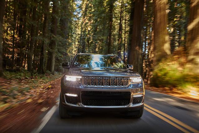 All-New 2021 Jeep® Grand Cherokee