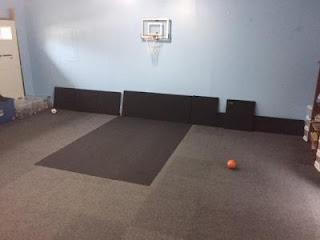 Greatmats Royal Interlocking Carpet Tile garage rec room floor