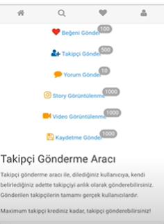 Instagram 250 Takipçi Veren Yüksek Kredili Yeni Hile Sitesi 2020 Bedava