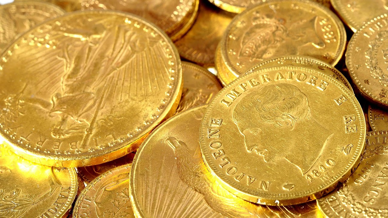 gold and coin near me