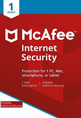 mcafee internet security 2019 promo offer on virus solution provider