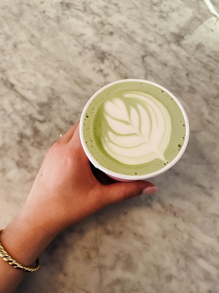 cha cha matcha soho latte nyc instagram blogger