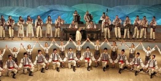 האנסמבל לריקוד עממי ממולדובה יגיע לישראל בנובמבר 2017