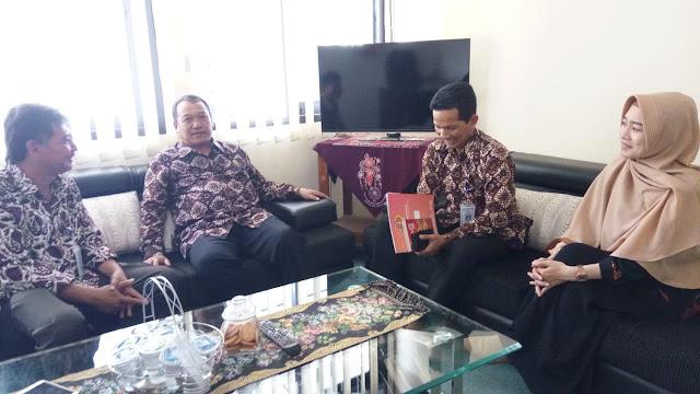 Visitasi Tim Penilai Budaya Pemerintahan Satriya ke BRSBKL