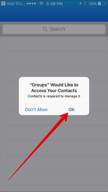 How to delete multiple contacts at once on the iPhone?