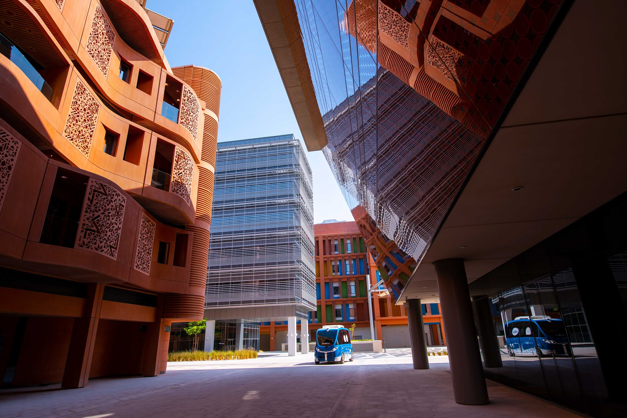 Masdar City attracts global and regional innovation giants