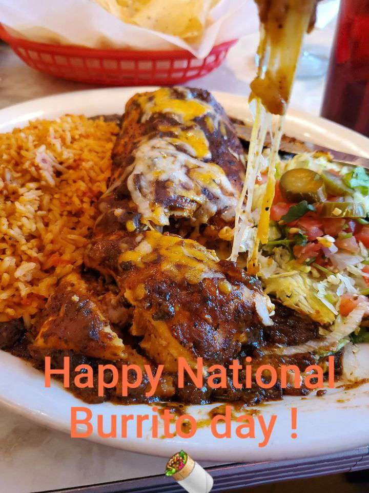 National Burrito Day Wishes Awesome Picture