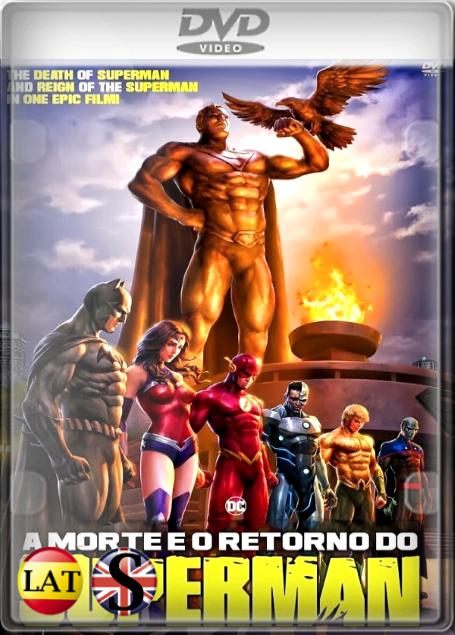 La Muerte y El Regreso de Superman (2019) DVD5 LATINO/INGLES
