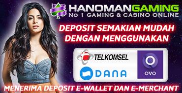 HanomanGaming - Situs Online Judi Terbaik
