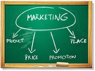 Strategi Pemasaran Produk 4P dan Pengertiannya