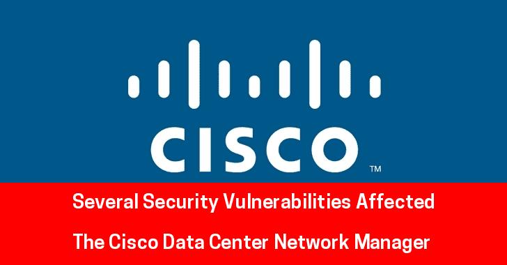 Cisco Data Center Network Manager