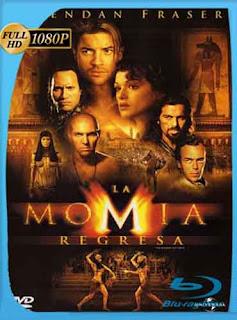 La Momia 2 2001 HD [1080p] Latino [Mega] DizonHD
