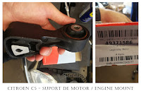 Suport Motor Citroen C5 / Engine Mount