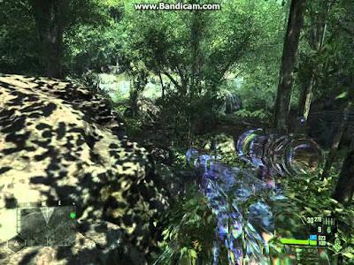 Crysis 1 stealth mode