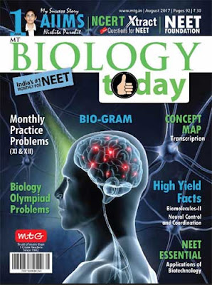 Biology Today August 2017