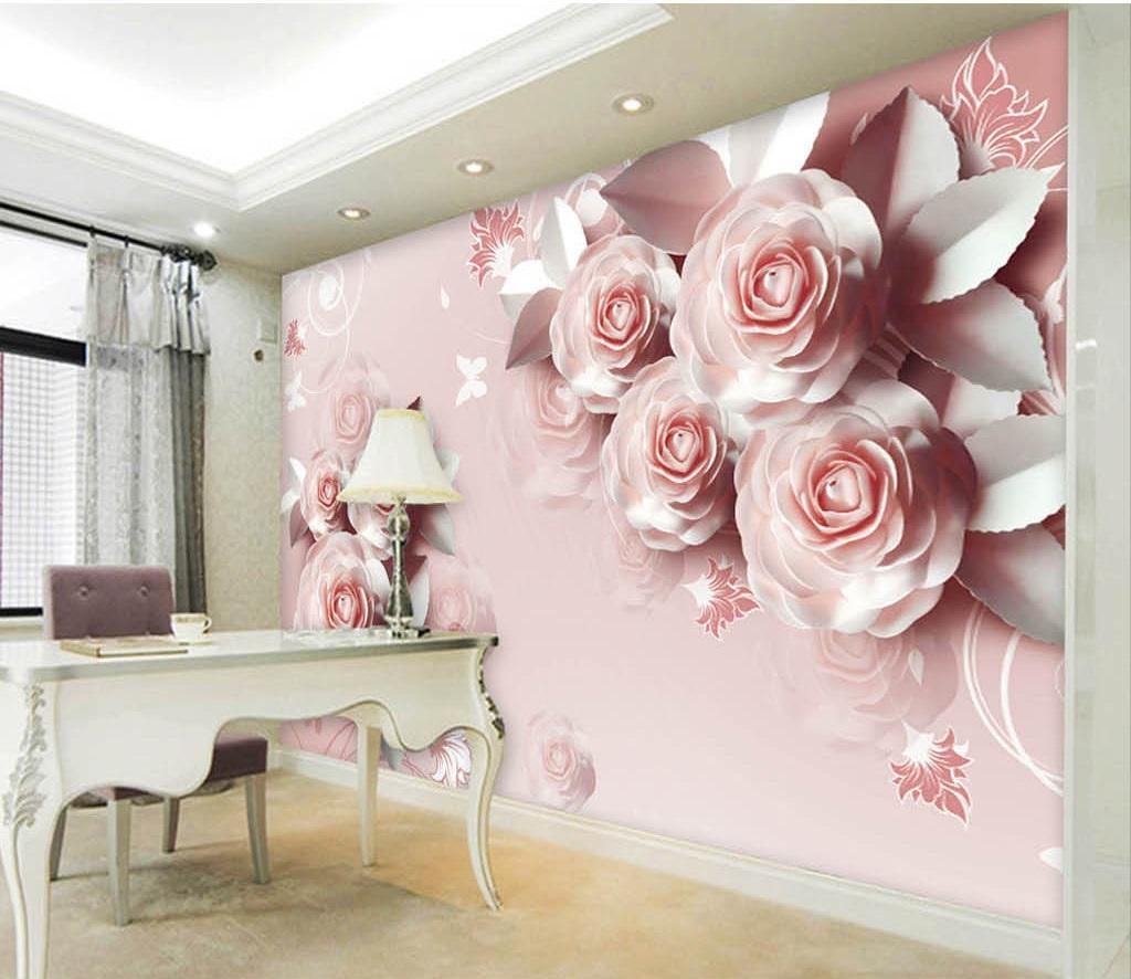 Tranh Hoa Trang Trí Phòng Ngủ Đẹp