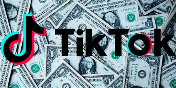 how to get money from tiktok
