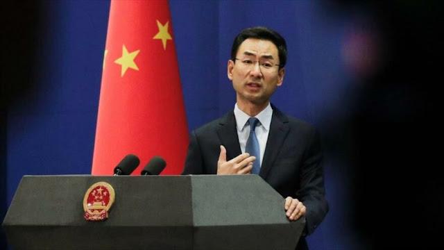 China critica nueva injerencia extranjera en asuntos de Hong Kong