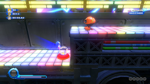 Sonic Colours Ultimate - 2D