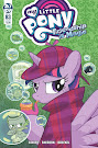 MLP Friendship is Magic #83 Comic Cover A Variant