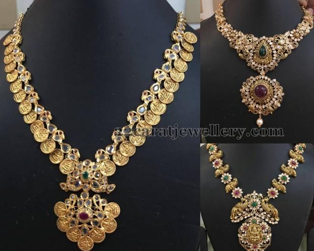 22 Carat Gold Pachi Jewelry