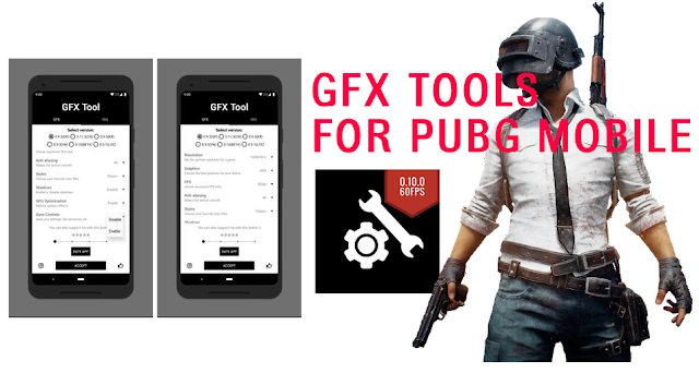GFX Tools PUBG Mobile