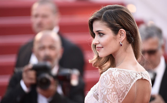 HQ Photos of Ana Beatriz Barros Inside Out Premiere At 2015 Cannes Film Festival